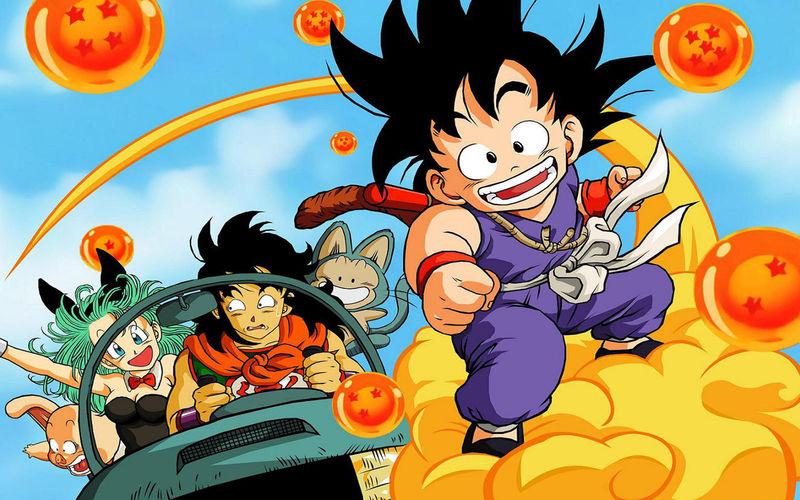 ¿Qué número lleva la bola de dragón del abuelo de Goku?