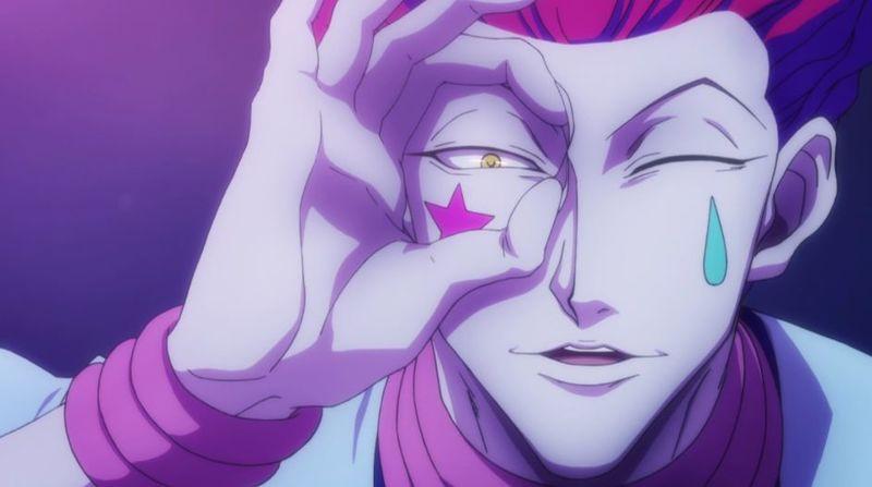 ¿Qué número ocupaba Hisoka en el Gen'ei ryodan?