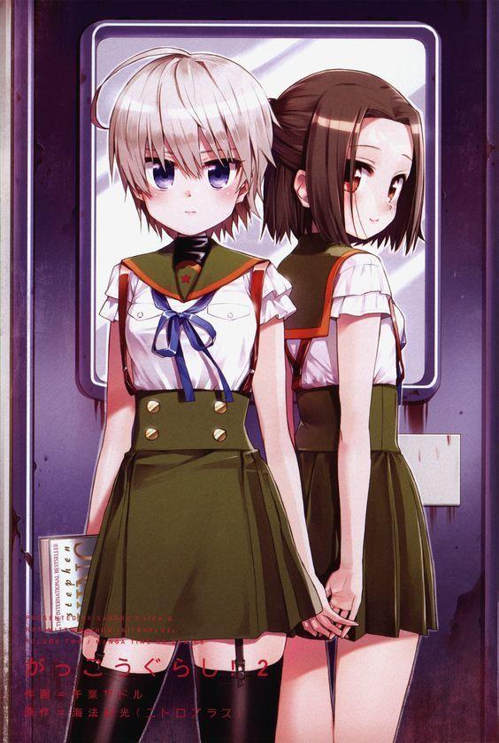 ¿Dónde se encontraban al principio Miki y Kei?