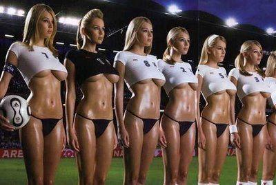 27046 - ¿De qué futbolista es novia esta Explosiva Chica? Parte 2