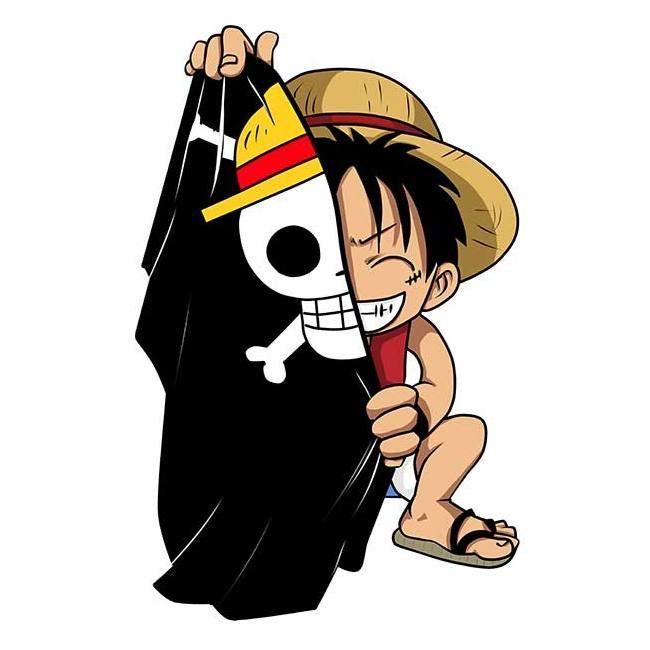 ¿Qué opinas de Monkey D. Luffy?