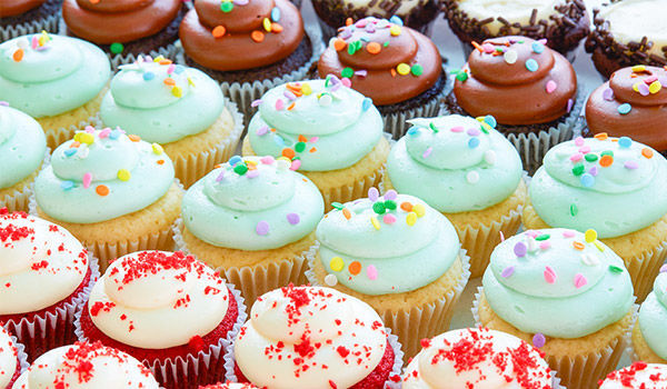 Cupcakes divertidos o magdalenas de toda la vida?