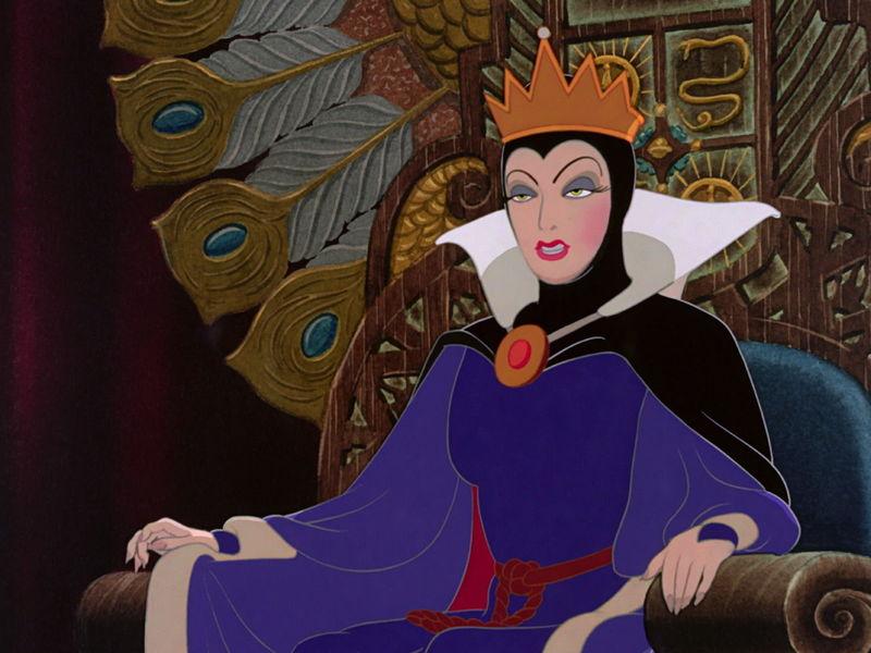 La Malvada Reina Grimhilde