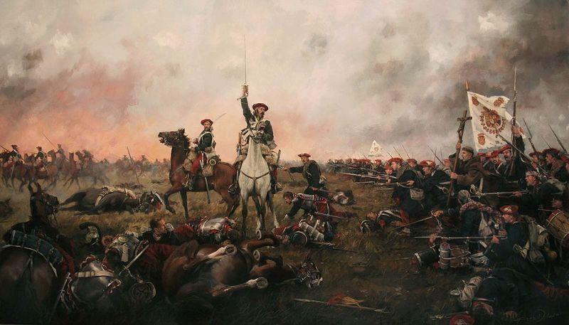 ¿Cuántas guerras carlistas hubo oficialmente?