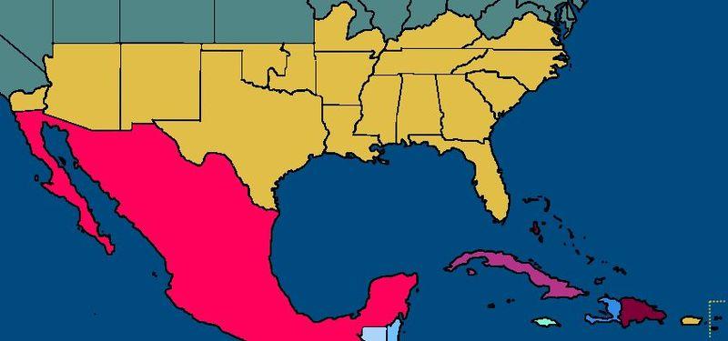 ¿Cuales fueron sus estados fundadores?