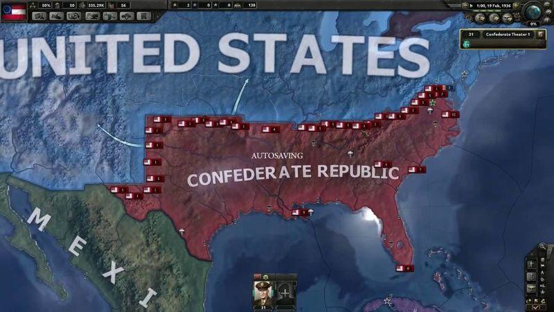 ¿Cuál fue el motivo de la secesión de estos estados?