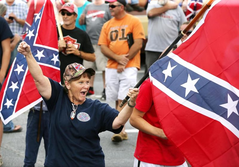 ¿Sigue el deseo en el sur de unos estados confederados?