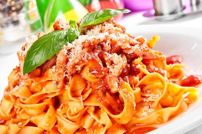 ¿Eres más de spaghettis, macarrones o tallarines?