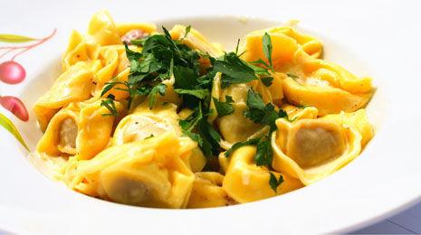 ¿Tortellinis, raviolis o gnocchi de patata?