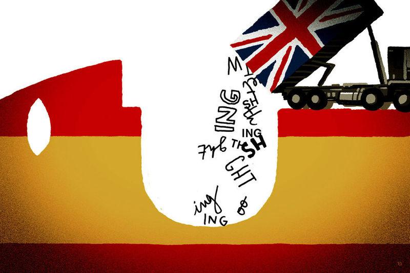¿Qué opinas de que se utilicen términos ingleses en español?