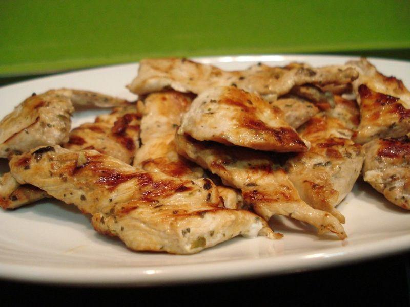 ¿Pollo empanado o pollo a la plancha?