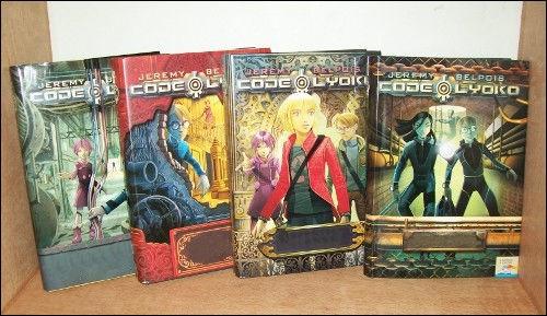 ¿En qué idiomas está disponible al completo la saga de libros posterior a la trama de la serie?