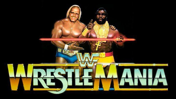 Hablando de WrestleMania, ¿en qué año se celebró la primera edición?