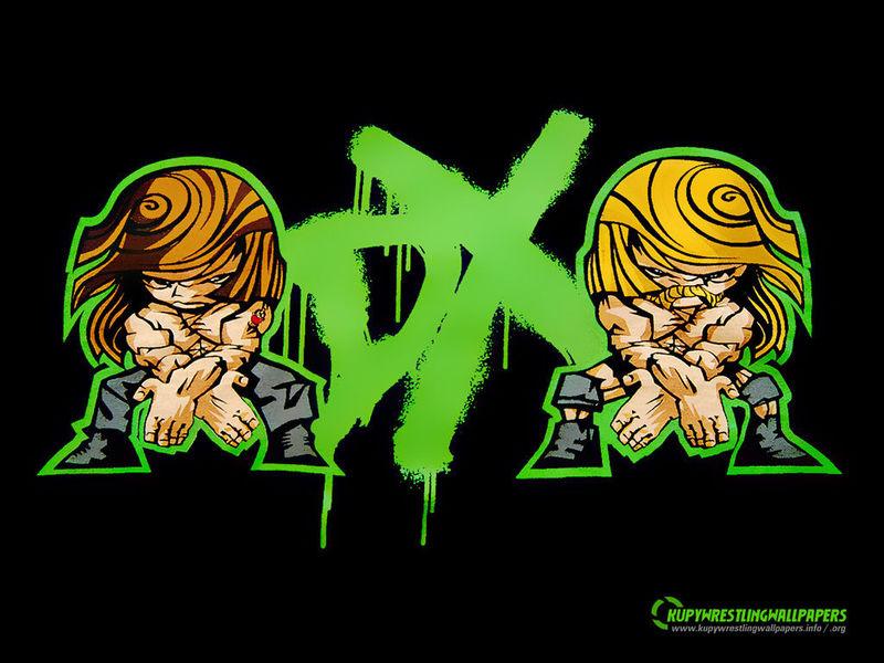 Pasemos ahora a la Attitude Era, ¿cuántos miembros ha habido en D-Generation X?