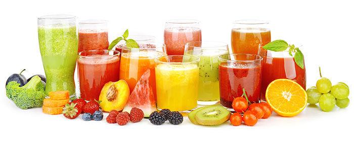 ¿Zumo de melocotón, piña, manzana, multifruta o naranja?