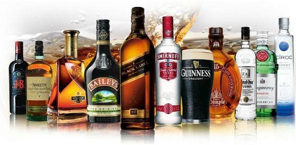 ¿Qué bebida alcoholica prefieres?