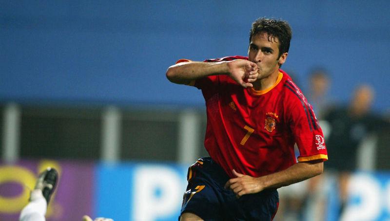 Raúl jugó su último mundial en 2006. ¿Cuántos goles marcó en los cuatro partidos (179 minutos) que disputó?
