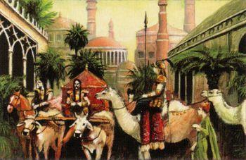 ¿Aunque nominalmente regida por los Sangrepura, quién posee el poder de gobierno en Qarth?