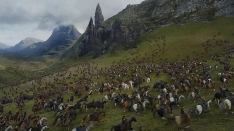¿Daenerys Targaryen es encontrada al final de Danza de Dragones por el khalasar de ...?