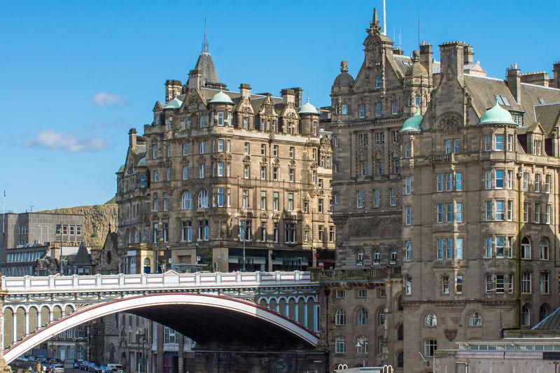 ¿Cuál es la capital de Escocia?
