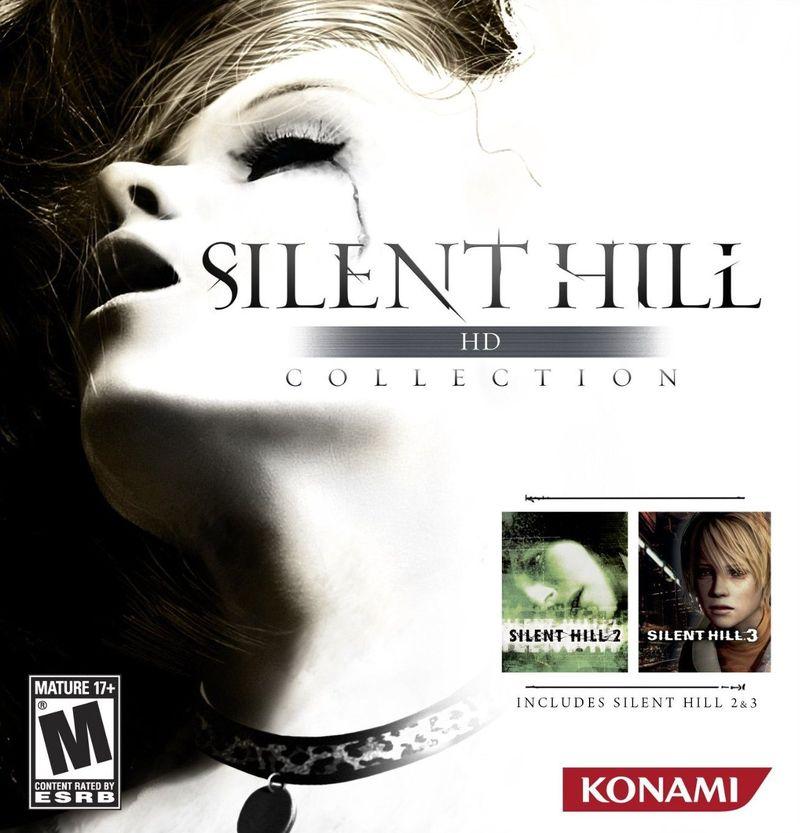 ¿Quién es la mujer de la portada de Silent Hill HD Collection?