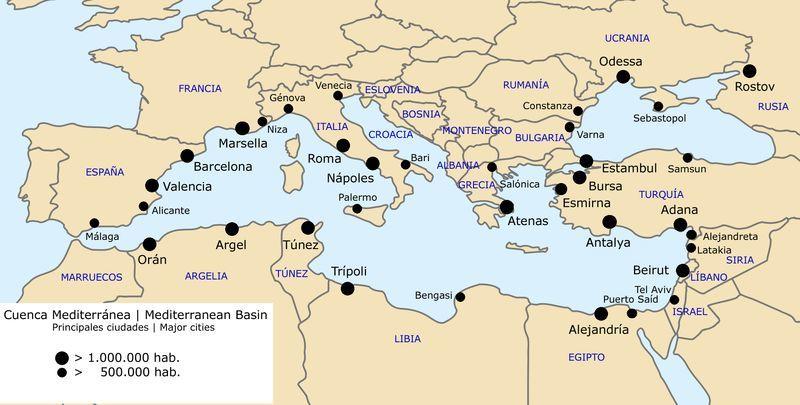 ¿Mejor canción de los países Mediterráneos?