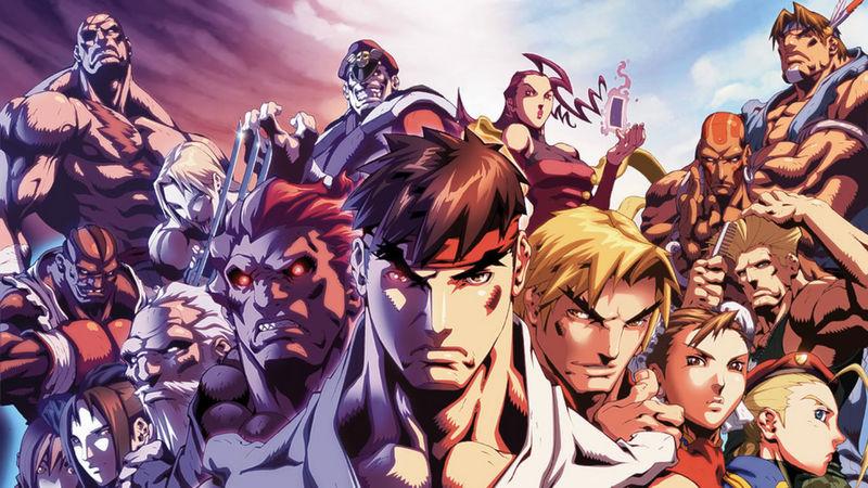 26732 - ¿Reconoces a los personajes de Street Fighter?