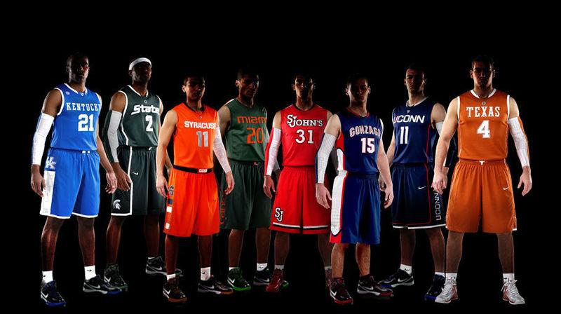 27277 - Baloncesto universitario masculino estadounidense