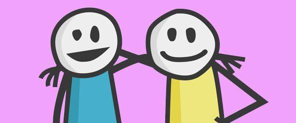 Estar con amigos
