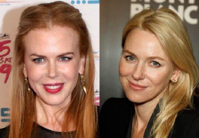 ¿Nicole Kidman y Naomi Watts?