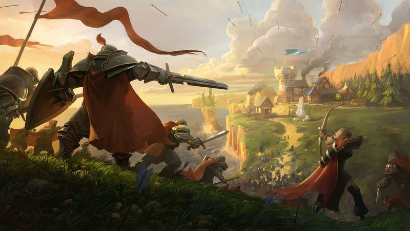 27385 - ¿Qué papel tendrías en un ejército de un mundo medieval de fantasía?