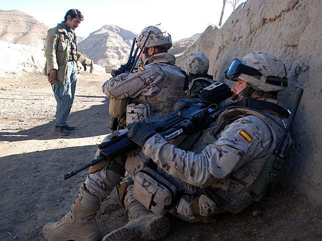 Defender el país ante agresiones extranjeras