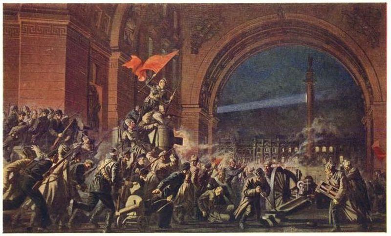 Sofocar revoluciones obreras