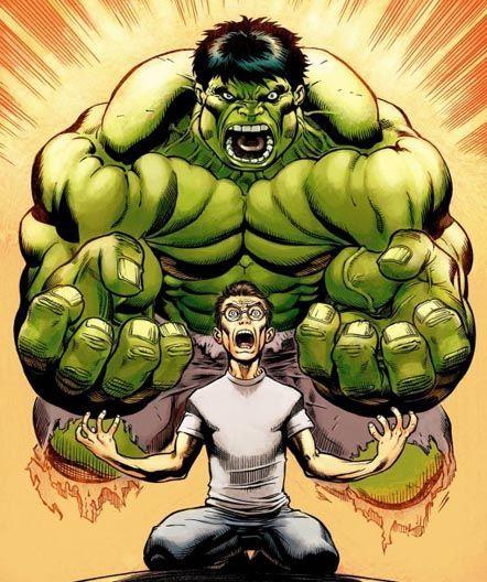 En los primeros tiempos de Marvel, ¿quién era el único capaz de vencer a Hulk?.