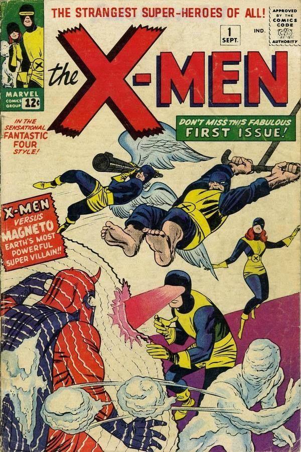 Debido a la bajas ventas, el volumen 1 de X-Men tuvo un parón donde se reeditaron capítulos anteriores, ¿entre qué números?.