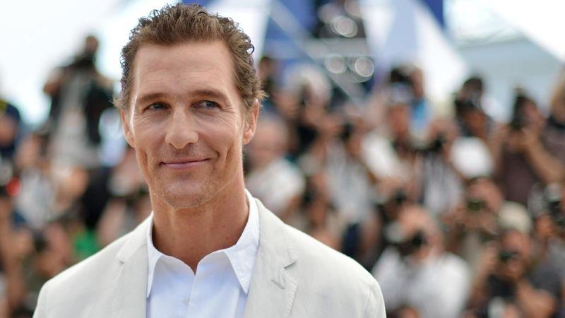 ¿En qué serie o película no ha participado Matthew McConaughey?