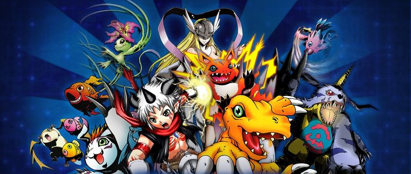 27475 - ¿Sabes los nombres de estos Digimon?