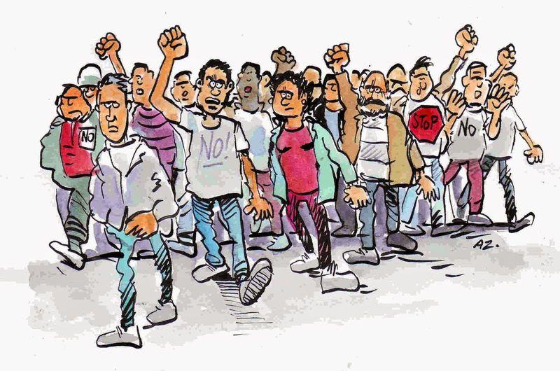 27481 - ¿Qué opinas sobre los siguientes casos sociales en España?