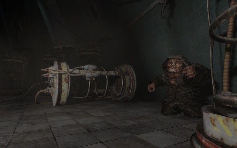 ¿En que laboratorio hallamos el cadáver de Ghost?