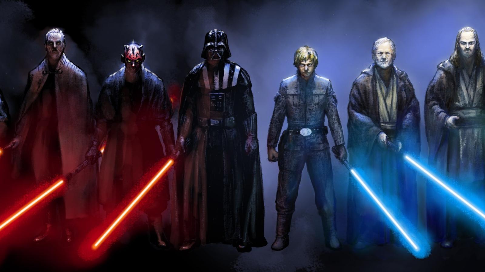 27507 - ¿Qué tipo de Jedi/Sith serías en el Universo Star Wars?