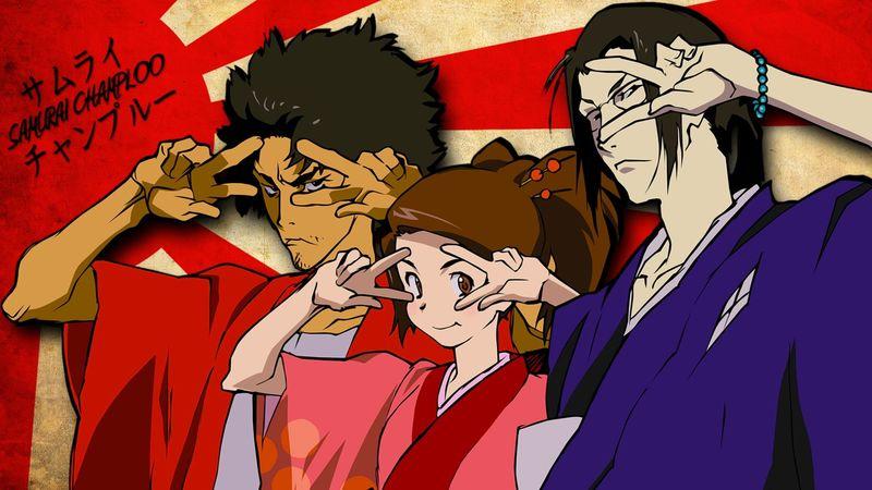 27556 - ¿Cuánto sabes de Samurai Champloo? [Spoilers]