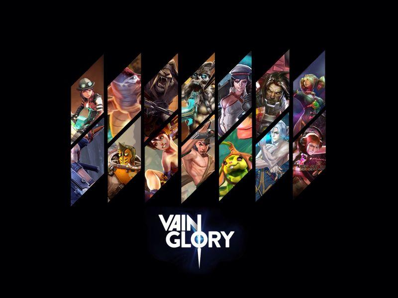 27562 - ¿Puedes reconocer a los héroes de Vainglory?
