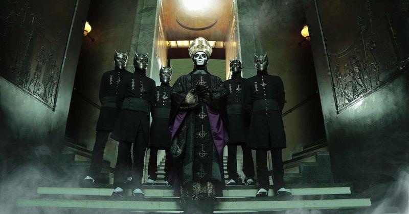 27576 - ¿Cuánto sabes sobre la banda de metal Ghost?