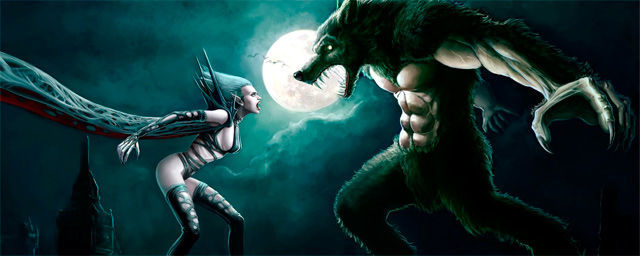 Pregunta random: Hombre lobo o vampiro (con sus respectivas desventajas)
