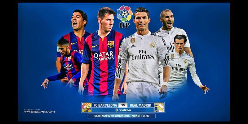 Ésta es muy fácil, ¿cómo se le llama al Barça-Madrid?