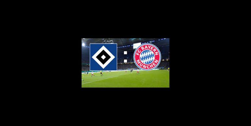 ¿Cómo se llama el partido entre Hamburgo y Bayern Munich?