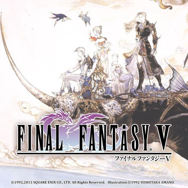 27632 - ¿Sabes de Final Fantasy V?