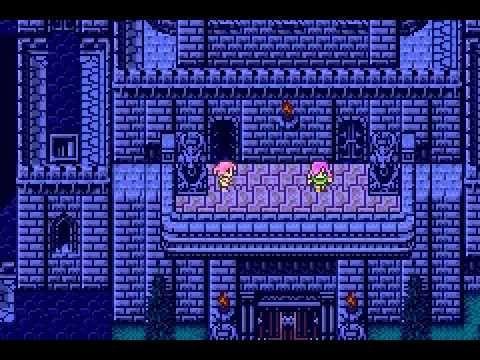 ¿Cómo se llama el reino del que son princesas Lenna y Sarisa?