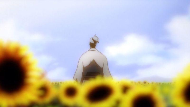 ¿Quién es realmente el samurái que huele a girasoles?