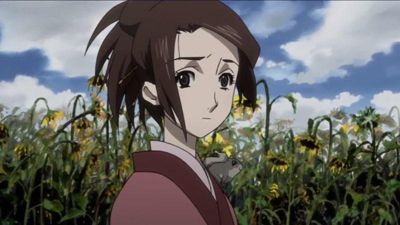¿Qué le ocurre al padre de Fuu cuando su hija por fin llega a verle?